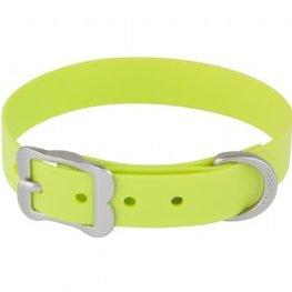 Red Dingo halsband Vivid Lime Green