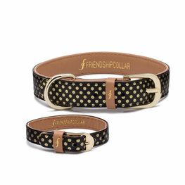 FriendshipCollar & armband The Dotty About You