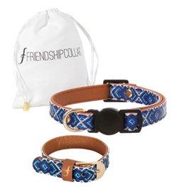 FriendshipCollar & armband Mr Purrfect
