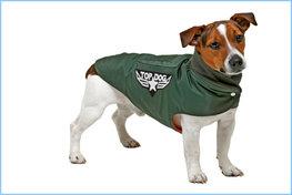 Top Dog jas groen