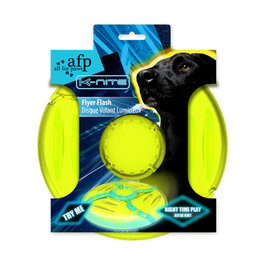 AFP K-nite Flyer Flash Frisbee