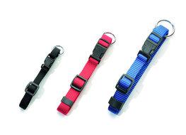 Art Sportiv Basic halsband blauw 20 - 35 cm.