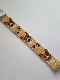 Miyuki armband Welsh Corgi Cardigan