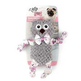 All For Paws Shabby Dainty Doll Owl