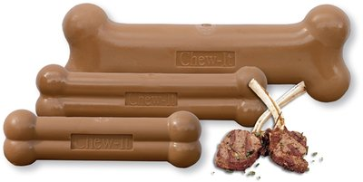 Chew-it 4ever nylon bone lamb Large 17 cm.