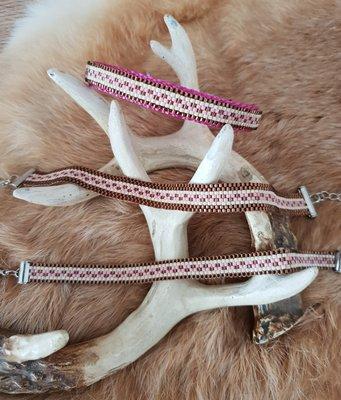 Lightsome pink halsbandje