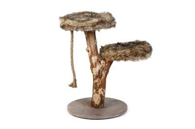 Designed by Lotte houten krabmeubel Aviva 50 x 50 x 68 cm