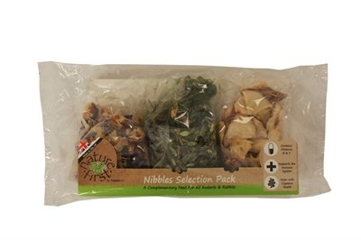 Nature First Nibbles Snackmix 100 gr