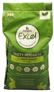 Burgess Excel Rabbit Adult konijnenvoer 10 kg