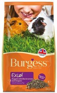 Burgess Excel Brack Currant Knaagdiervoer 2 kg